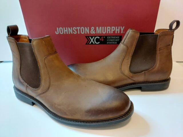 Johnston \u0026 Murphy Hollis Chelsea Boot
