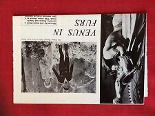 m77a ephemera 1971 film preview venus in furs jess franco maria rohm