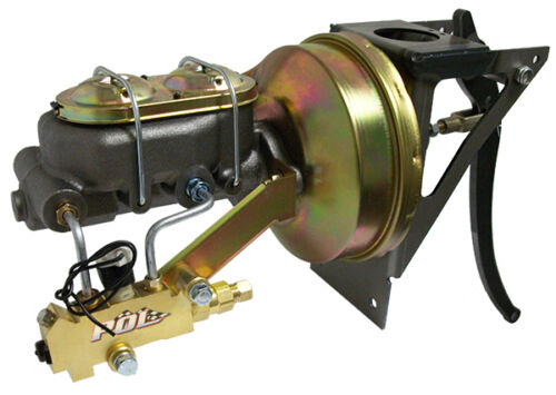 1948-52 Ford F100 Truck Firewall Mount Power Brake Booster Kit Disc// Drum