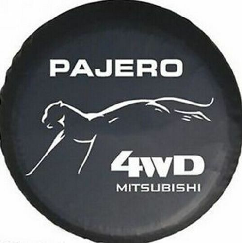 "For Misubishi Pajero SPARE WHEEL TIRE COVER DIY UNIVERSAL Size 30-31/"""