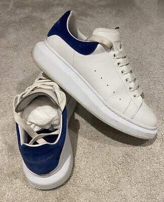 alexander mcqueen trainers size 8 | eBay