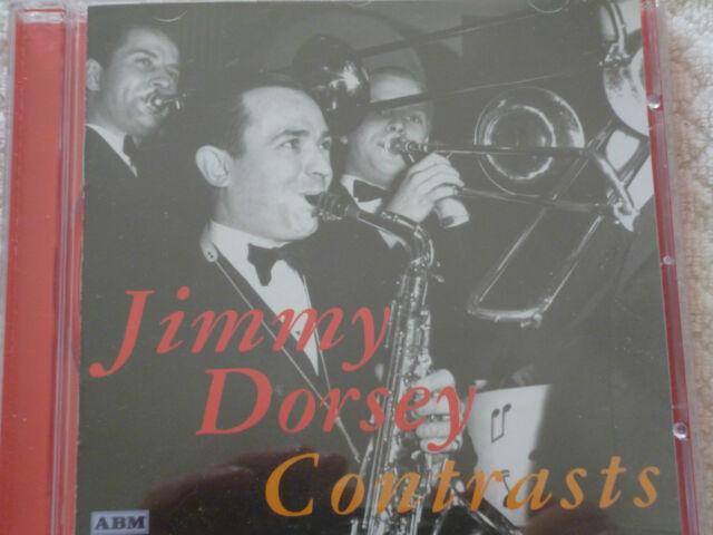 CD Jimmy Dorsey - Contrasts [ABM] (2000)