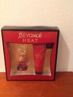 Beyoncé Heat Perfume And Shower Gel Gift Set