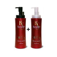 Kerasys Oriental Premium Keratin Oriental Herbs Shampoo & Conditioner 600ml Each