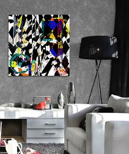 3D-Black-graffiti-art-Wall-Stickers-Vinyl-Murals-Wall-Print-Deco-Art-AJSTORE-UK