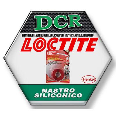 LOCTITE 5075 NASTRO AUTOAGGLOMERANTE SILICONICO ALTA RESISTENZA - PROFESSIONAL