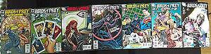 D-C-Comics-BIRDS-OF-PREY-Unbroken-Run-7-Issues-81-87-June-December-2005