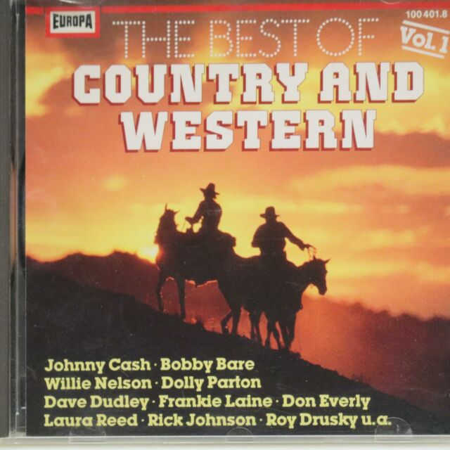 The Best of Country and Western Vol 1 Musik Cash Bare Nelson | CD | Zustand Gut