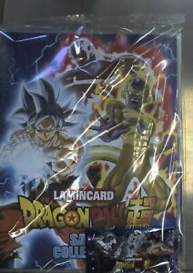 DRAGON-BALL-DRAGONBALL-SAGA-COLLECTION-ALBUM-BOX-24-BUSTINE-CARD-DIRAMIX
