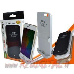 custodia con batteria iphone 6s