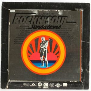 Various-The-Greatest-Rock-039-n-039-Soul-Sensations-Vinyl-Record-USED