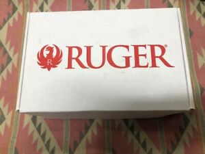 Factory OEM Ruger Security 9 9mm Semi Auto Pistol Box and Lock