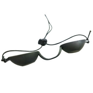 Flexible-Uv-Eye-Protection-Indoor-amp-Outdoor-Sunbed-Tanning-Goggles-Beach-Sunb-YB