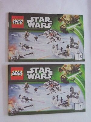 75014 Instruction Nr Lego® Bauanleitung
