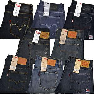 Levi 569 Jeans Mens