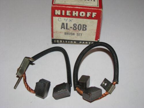 Niehoff AL80B Starter Brush Set