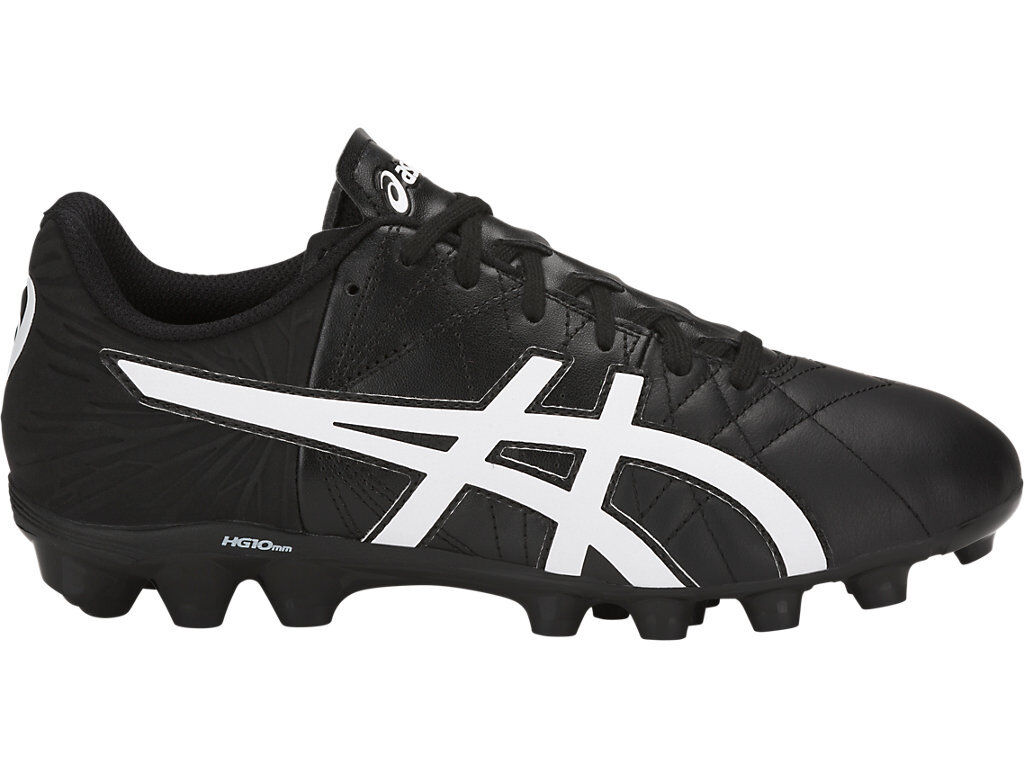 BARGAIN    Asics Lethal Tigreor IT GS Kids Football stivali 9001