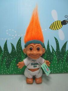 "5/"" Russ Troll Doll NEW STORE STOCK LAST ONES MIAMI DOLPHINS SPORTS TROLL"