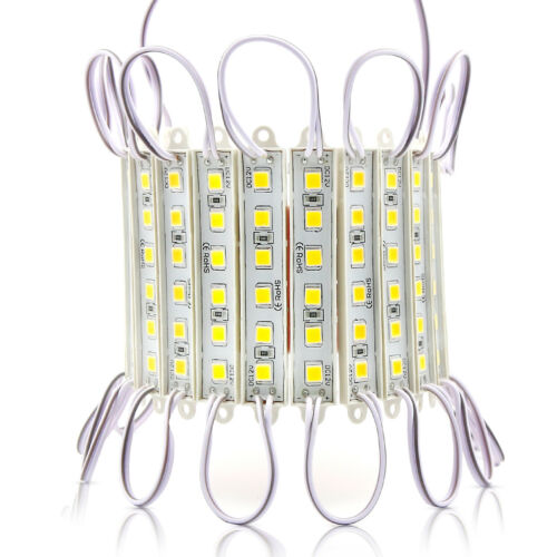 US 10~100ft 5054 SMD 6 LED Module Store Front Window Light Sign Lamp Waterproof
