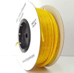 6mm Plastic LLDPE Pipe by John Guest Per Metre