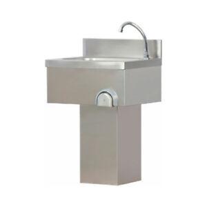Handwash-inox-mando-a-la-rodilla-cm-50x40x80-RS1358