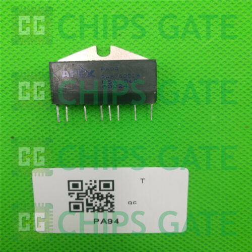 1PCS APEX PA94 ZIP-8 High Voltage Power Operational Amplifiers