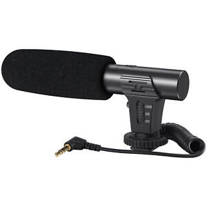 Mamen-Vlogging-Video-On-Camera-Microphone-DSLR-Smartphone-Mic-05