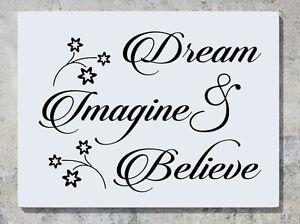 reve-Imagine-et-Believe-CITATION-devise-wordswall-Art-Sticker-Image