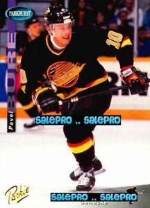 PARKHURST-SE-1994-PAVEL-BURE-NHL-VANCOUVER-CANUCKS-RARE-PARKIE-GOLD-MINT-SE187