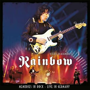 RITCHIE-BLACKMORE-039-S-RAINBOW-MEMORIES-IN-ROCK-2CD-RELEASED-November-18th-2016