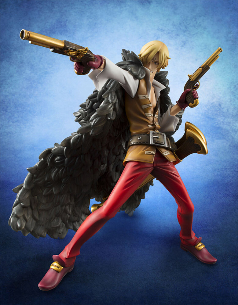 ONE PIECE POP  SANJI EDITION  Z 1 8 STATUE MEGAHOUSE  2018 magasin