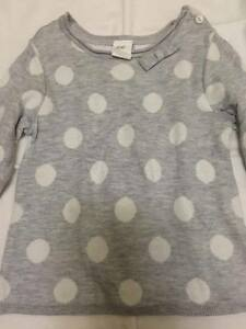 H-amp-M-Long-Sleeve-6-9-mos-for-baby