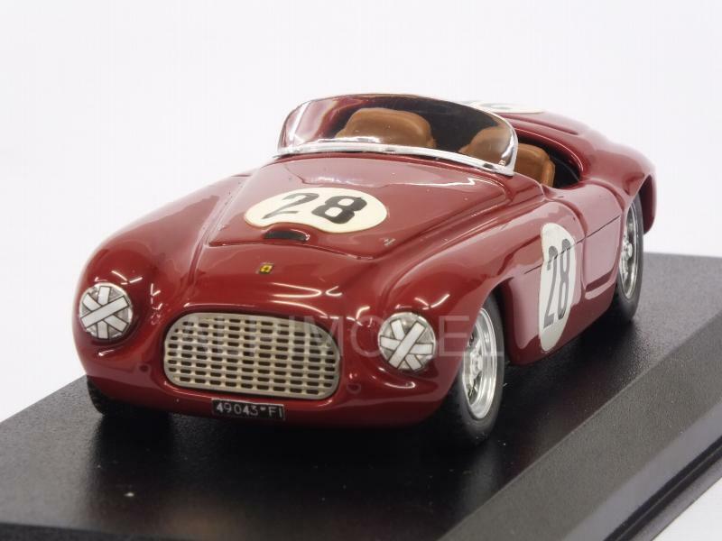 Ferrari 166 MM Barchetta Portugal Grand Prix 1952 C.Biondetti 1  43 ART 378  jusqu'à 60% de réduction
