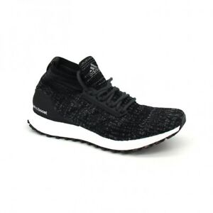 a66c173535de5 New Men s ADIDAS ULTRA BOOST ATR MID - S82036 Black White Ultraboost ...