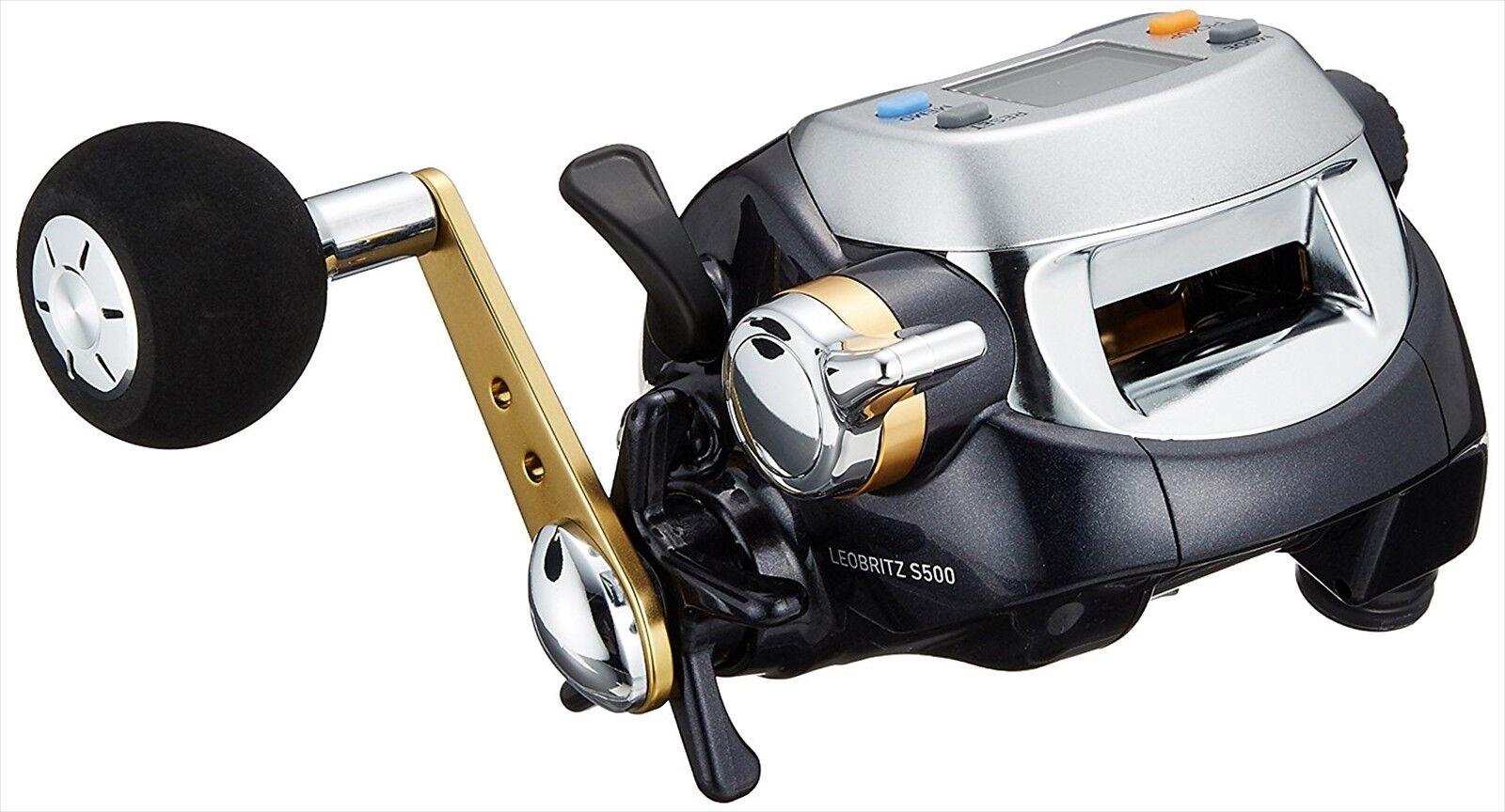 Daiwa leobritz S500 Pesca Cocherete Electrico Japón Japón con seguimiento Nuevo