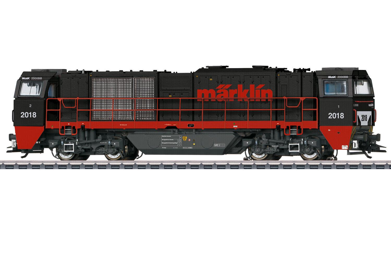 Märklin 37217 diesel Vossloh G 2000 BB