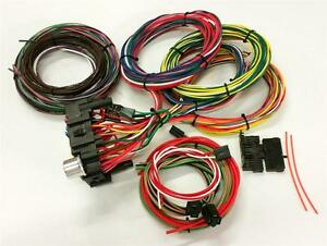 gearhead usa made delco street rod 21 circuit ez wiring kit rh ebay com ez wiring kits # mini 12 instructions ez wiring kit 56 chevy