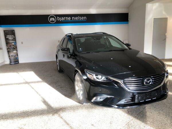Mazda 6 2,2 Sky-D 150 Vision stc. - billede 3