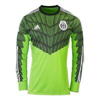 Adidas Mexico Goalkeeper Home Jersey Memo Ochoa