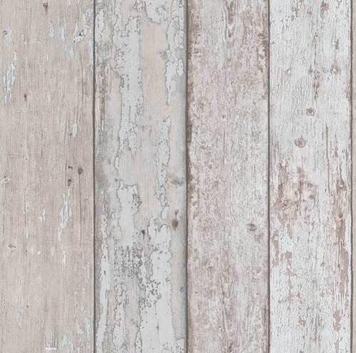 Papier Tapete Vintage Holzoptik Bretter grau braun Erismann 7372-11 1,48€//1qm