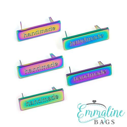 Emmaline bolsas /'HANDMADE/' etiquetas gama de acabados bolsa ideal para hacer