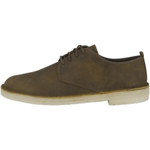 Abejas Salameh De Cera Negocios Zapatos Desert London Clarks Mocasines Hombre fwB6STnAq