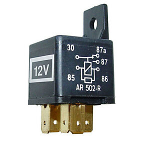 image is loading fog-lamp-headlight-relay-ar-502-r-for-