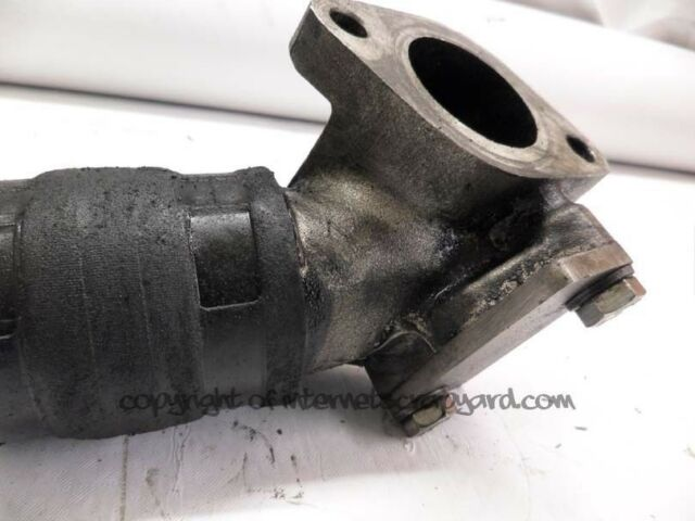 Mitsubishi Delica L300 2.5 4D56 86-94 engine egr exhaust outlet pipe manifold