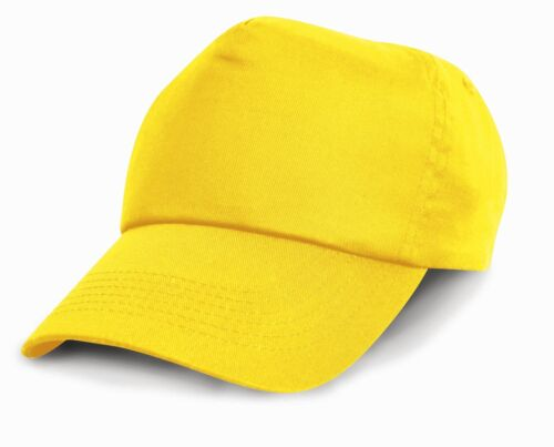 Personalise with ANY TEXT or LOGO or IMAGE Adult size PRINTED BASEBALL CAPS
