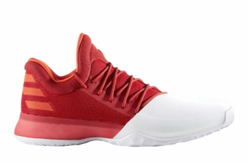 baloncesto Boost Zapatillas Adidas Sz Harden Ds 1 Volume White de Bw0547 17 James Red RqUaHwA
