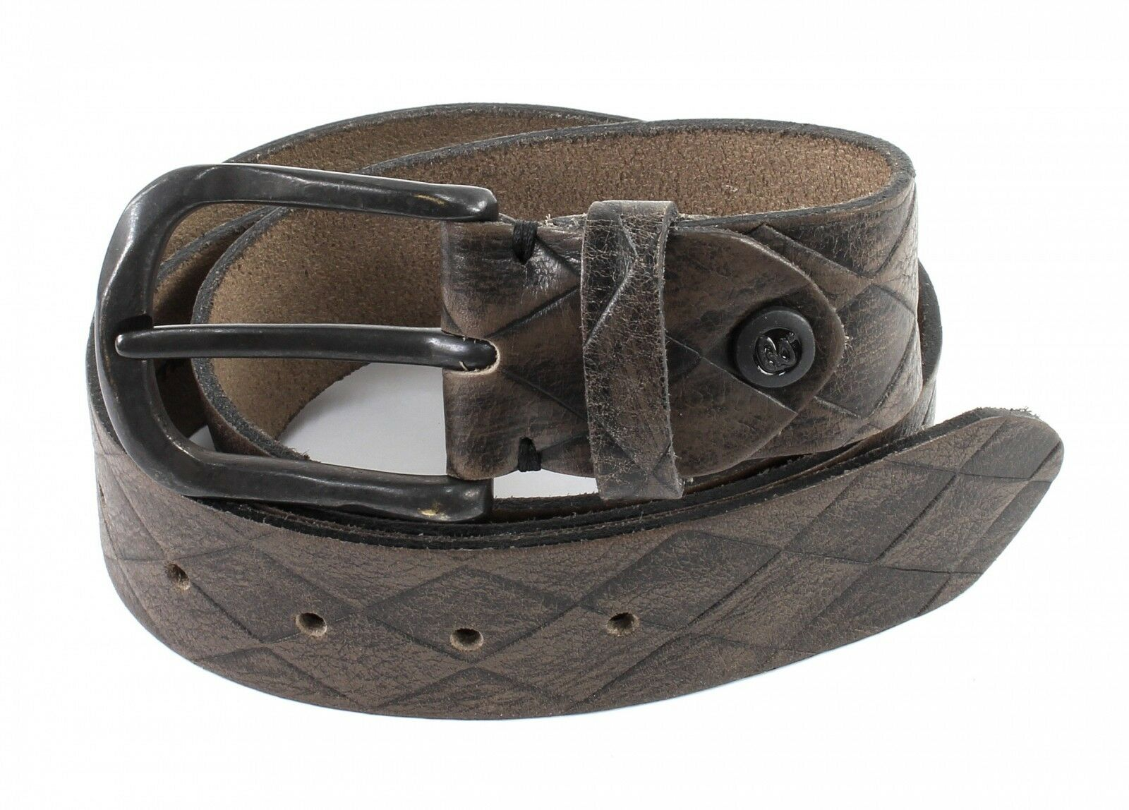 B.belt Ledergürtel W110 Gürtel Accessoire Grau Taupe - Anthrazit Anthrazit Anthrazit Grau Braun Grau 5cd07d