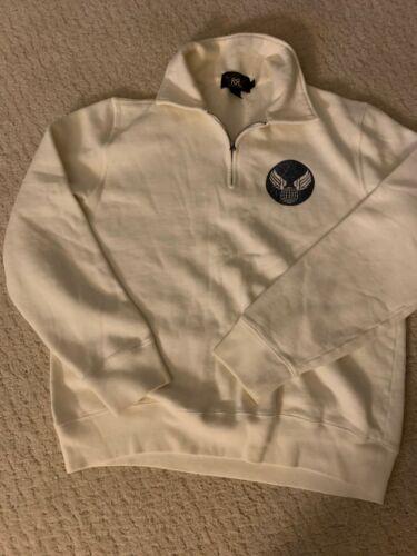 RRL quarter zip sweater,XL