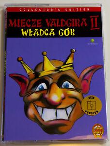 MIECZE-VALDGIRA-II-for-Atari-XL-XE-LK-AVALON-Collector-039-s-Disk-ver-brand-new