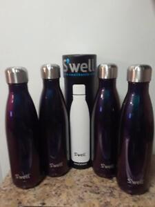 17 oz Milky Way-mwga 17 S/'well isolation sous vide en acier inoxydable bouteille d/'eau